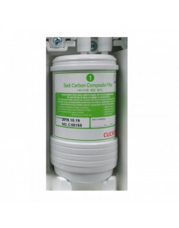 4″ SEDI CARBON COMPOSITE FILTER FOR CUCKOO CP-PN011