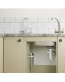 UKSSD Coldstream Stainless Steel Ceramic Filtration System (Undercounter)